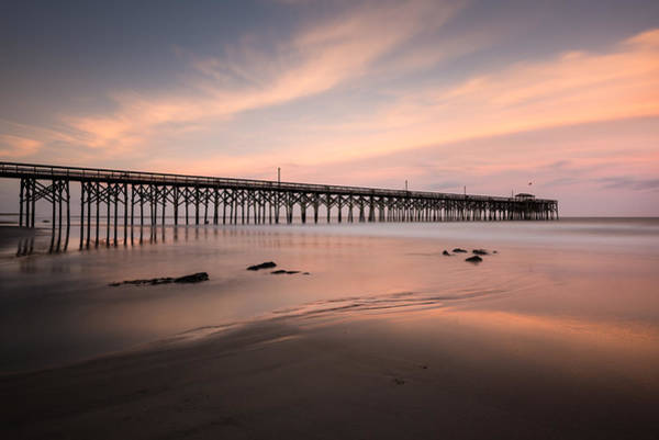 Wall Art - Photograph - Pawleys Island Pier Sunset by Ivo Kerssemakers