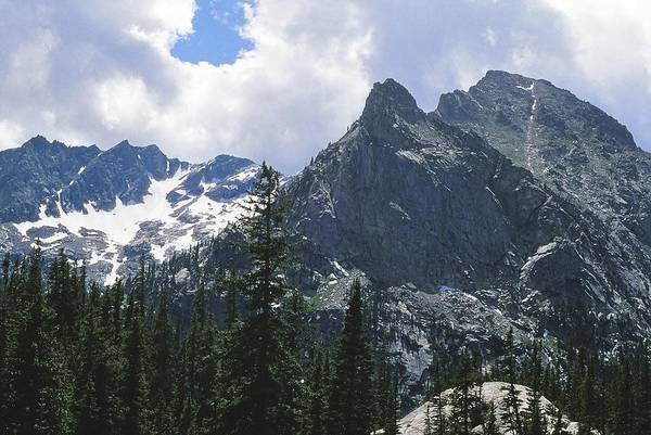 Photograph - Pawnee Peak by NaturesPix