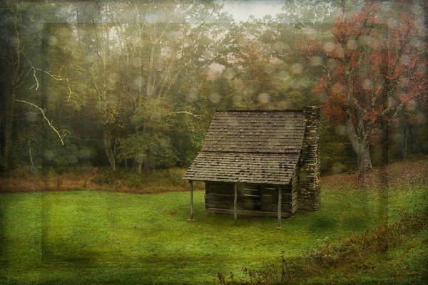Photograph - Paw's Cabin 6 by Joye Ardyn Durham