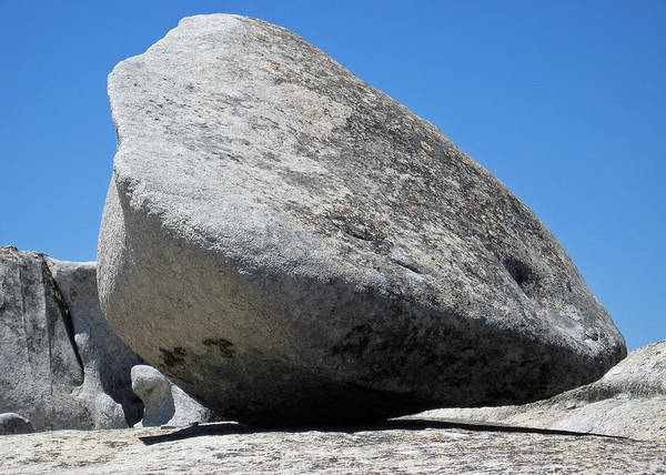 Photograph - Pay The Stone - Bald Rock 2016 by James Warren
