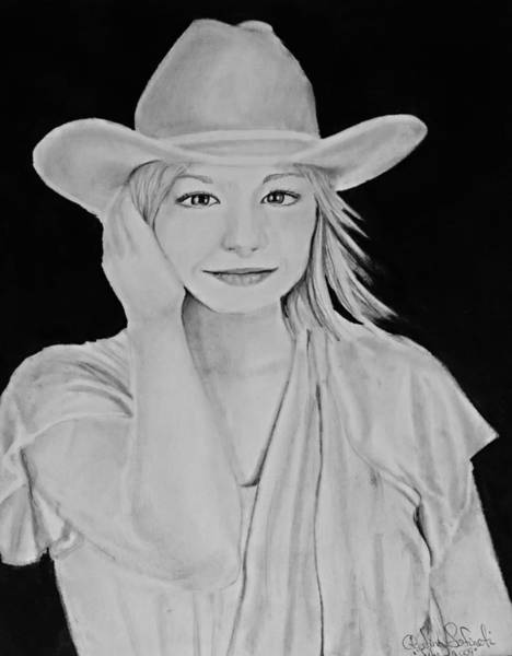 Wall Art - Drawing - Payton K.  by Cristina Sofineti