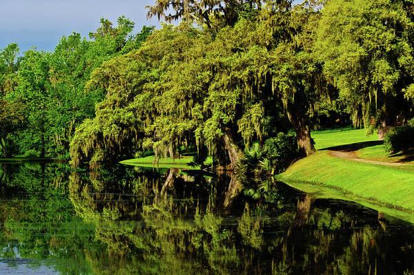 Photograph - Peace Along The River by Louis Dallara