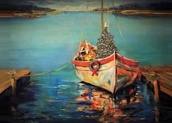 Painting - Peace At Christmas by Dorothy Allston Rogers