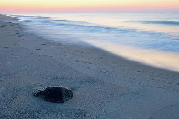 Photograph - Peace - Beach Haven, Nj by Kristia Adams