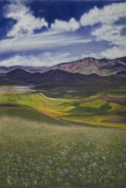 Pastel - Peace by Deborah Brown Maher