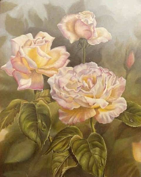 Painting - Peace I by Naomi Dixon