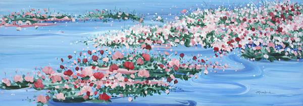 Painting - Peace by Linda Rauch