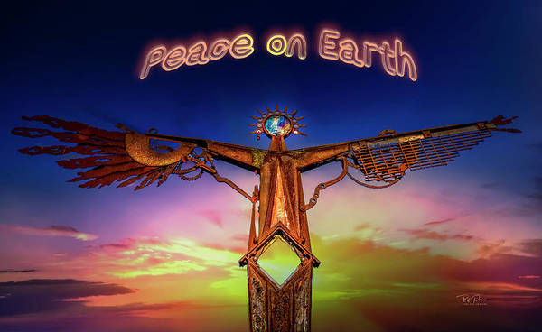 Photograph - Peace On Earth by Bill Posner