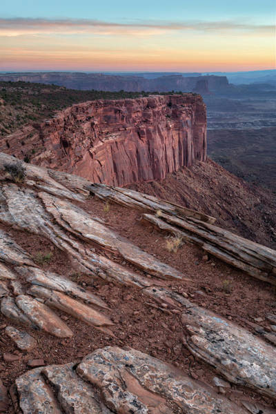 Photograph - Peaceful Canyon Morning by Denise Bush