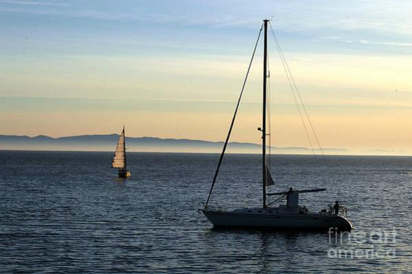 Clayton Photograph - Peaceful Day In Santa Barbara by Clayton Bruster