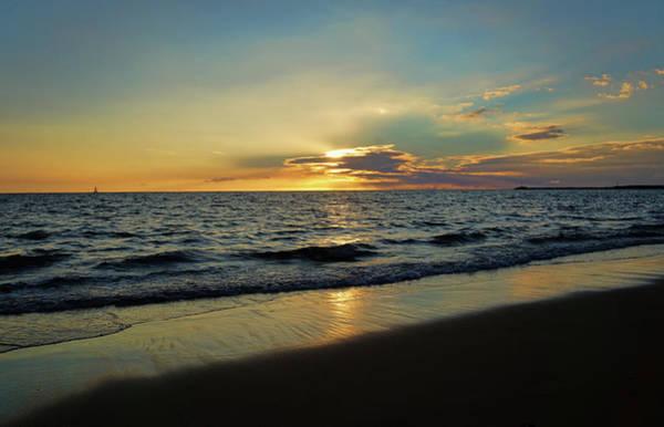 Photograph - Peaceful Evening by Pamela Walton