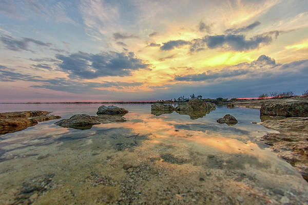 Wall Art - Photograph - Peaceful Evening by Stelios Kleanthous