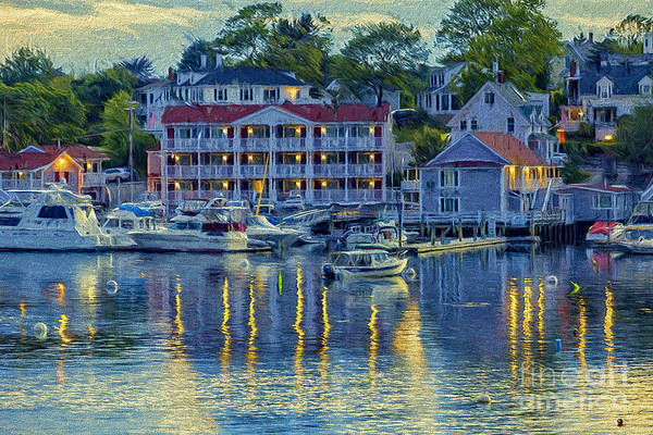 Photograph - Peaceful Harbor by Patti Schulze