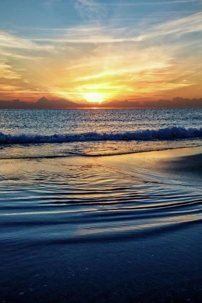 Photograph - Peaceful Low Tide by Debra and Dave Vanderlaan