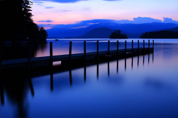 Lake George Photograph - Peaceful Morning by Jeff Bord