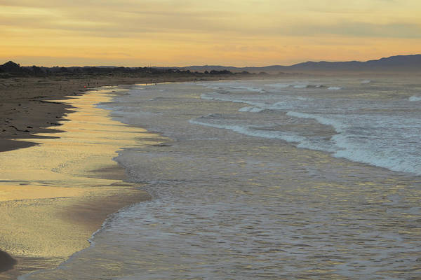 Oceanfront Photograph - Peaceful Morning by Marnie Patchett