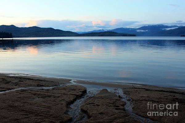 Photograph - Peaceful Priest Lake by Carol Groenen