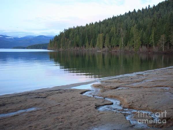 Photograph - Peaceful Spring Lake by Carol Groenen