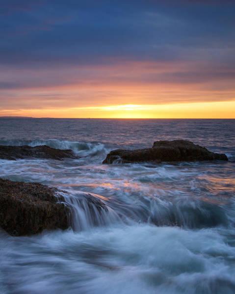 Photograph - Peaceful Sunrise by Darylann Leonard Photography