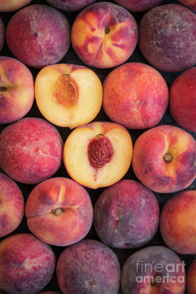Photograph - Peaches by Tim Gainey