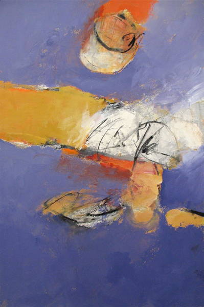 Painting - Peak by Cliff Spohn