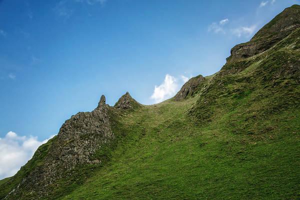 Photograph - Peaks by Makk