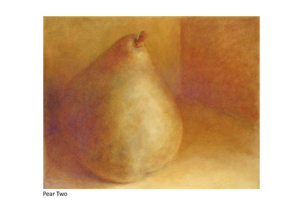 Painting - Pear Two by Betsy Derrick