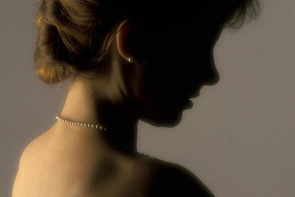 Wall Art - Photograph - Pearls In Thought by Gerard Fritz
