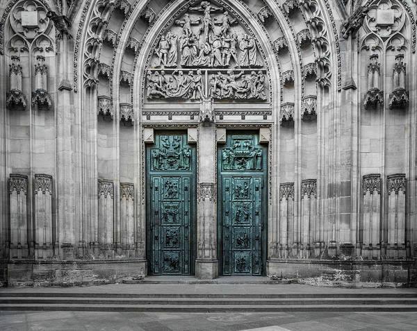 Photograph - Heavenly Doors by M G Whittingham
