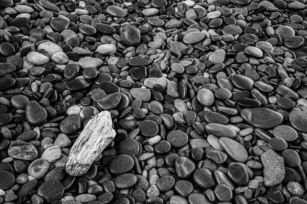 Wall Art - Photograph - Pebbles And Rocks by Jon Glaser