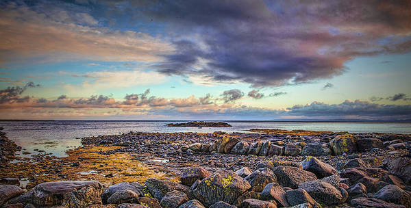 Photograph - Pebbles And Sky  #h4 by Leif Sohlman