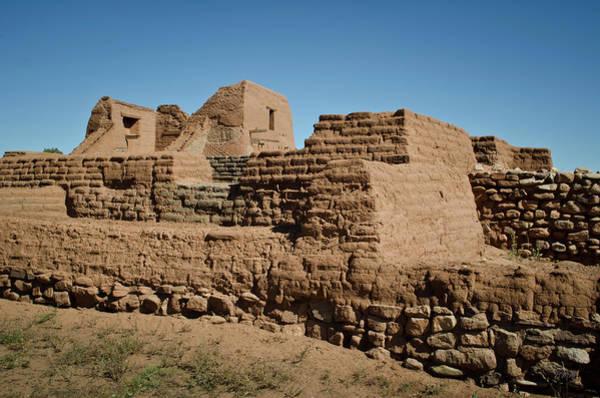 Photograph - Pecos Pueblo Ruins by David Gordon