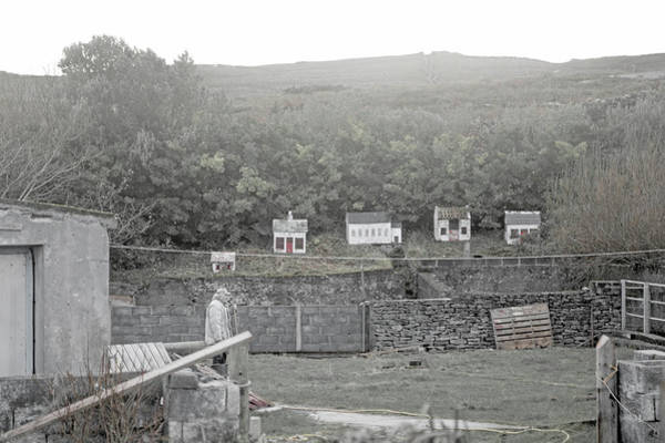 Dun Photograph - Peculiarities Inis Mor Ireland by Betsy Knapp