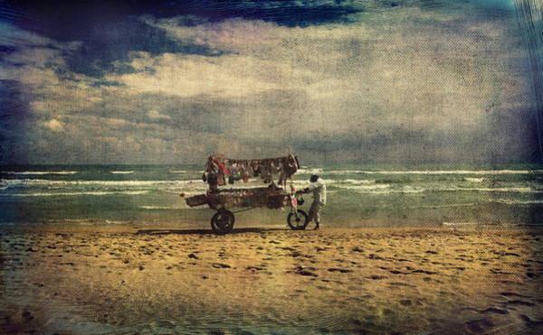 Photograph - Peddler by Vittorio Chiampan