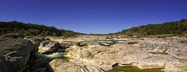 Photograph - Pedernales Falls Texas by Joan Carroll