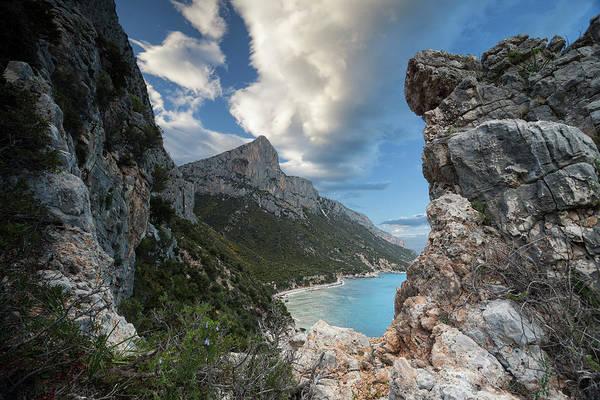 Photograph - Pedra Longa Rocks by Daniele Fanni