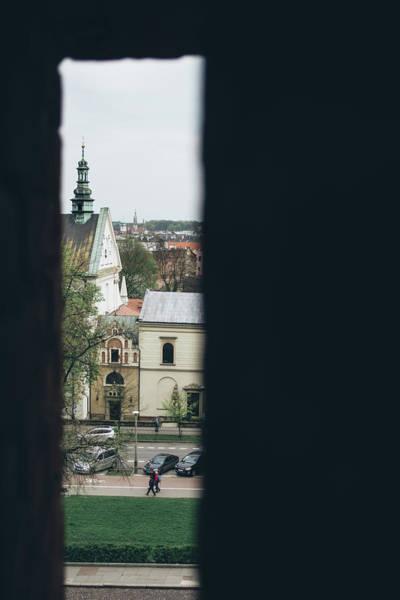 Wall Art - Photograph - Peeking On Krakow by Pati Photography