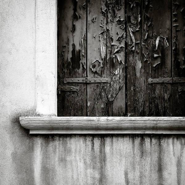 Wall Art - Photograph - Peeling by Dave Bowman