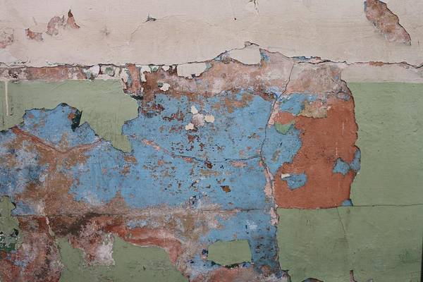 Photograph - Peeling Paint  by Christy Pooschke