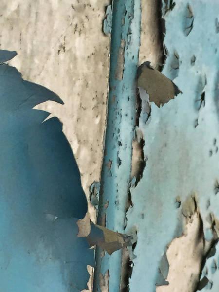Photograph - Peeling Paint by Nancy Ingersoll