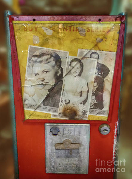 Wall Art - Photograph - Peggy Lee For A Nickel  by Steven Digman