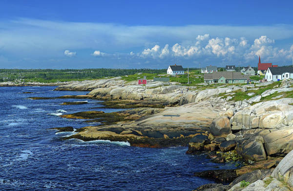 Photograph - Peggy's Cove by Rodney Campbell