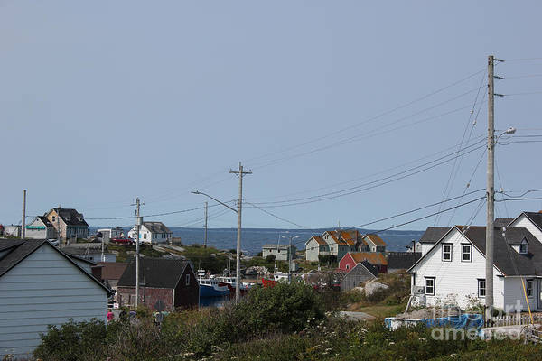 Photograph - Peggy's Cove by Wilko Van de Kamp