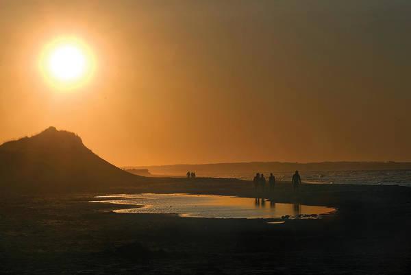 Photograph - Pei Cavendish Beach Sunset by Steve Somerville