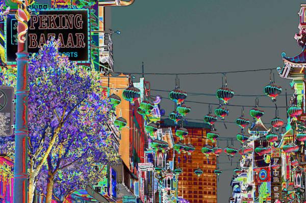 Photograph - Peking Bazaar by Tom Kelly