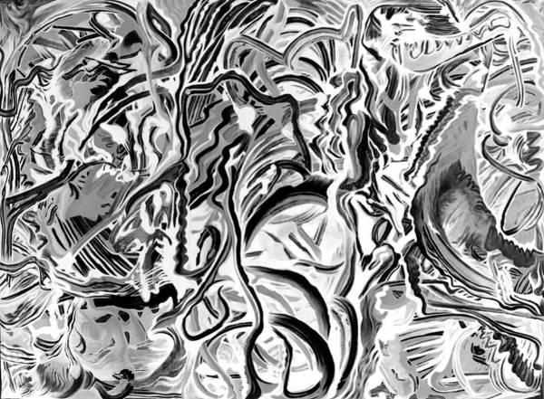 Pele Digital Art - Pele's Dreamscape   by Ethel Mann
