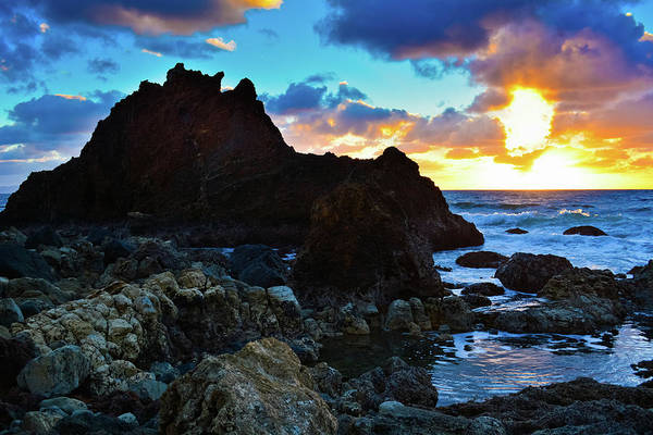 Photograph - Pelican Cove Los Angeles Sunset by Kyle Hanson