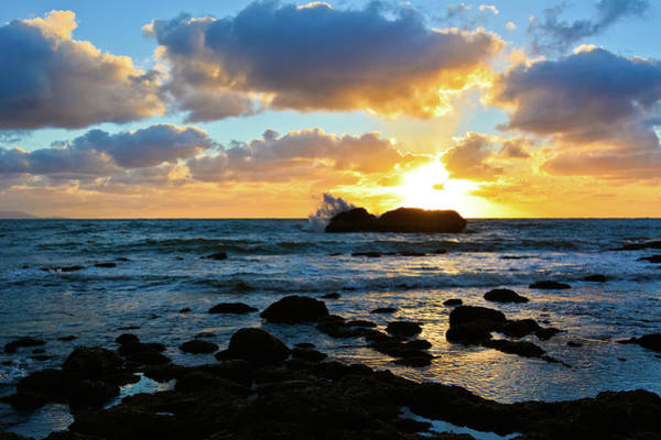 Photograph - Pelican Cove Sunset by Kyle Hanson