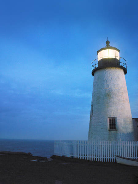 Bristol Photograph - Pemaquid Lighthouse, Bristol, Me by Gillham Studios