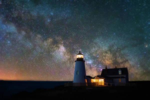 Photograph - Pemaquid Mysteries by Darren White